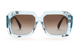Maya - Sky-Sunglasses-AM Eyewear-UPTOWN LOCAL