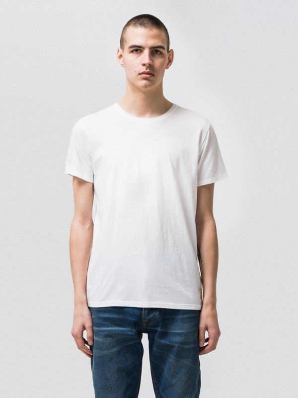 Anders Tee Off White