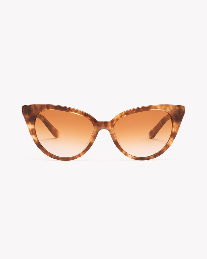 La Femme Tan Tortoise-Sunglasses-Velvet Canyon-UPTOWN LOCAL