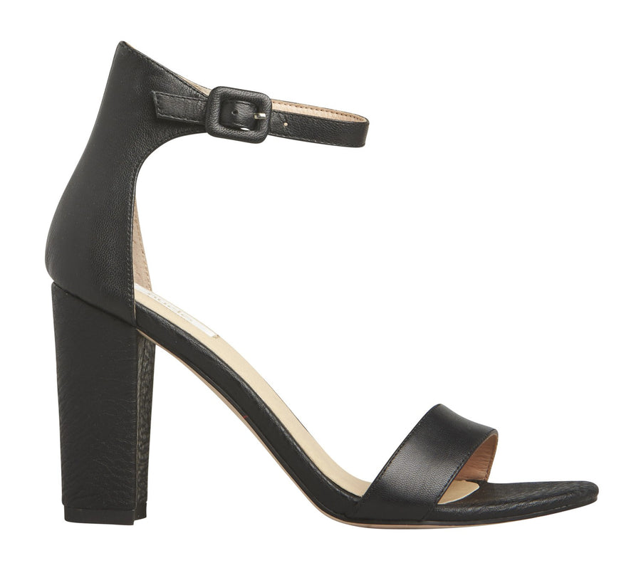 Dakota Black-Shoes-Nude Footwear-UPTOWN LOCAL