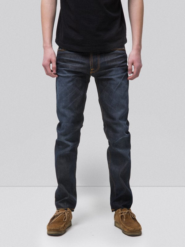Fearless Freddie Indigo Shadow-Denim-Nudie Jeans-UPTOWN LOCAL