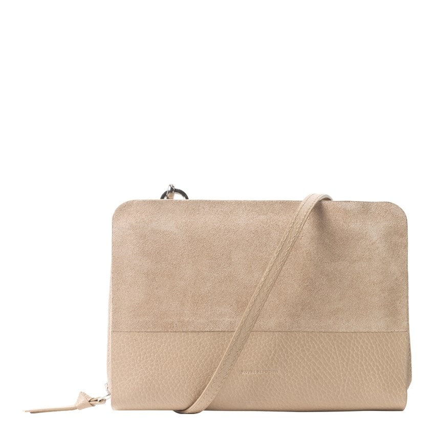Galax Eve Bag Suede Sand