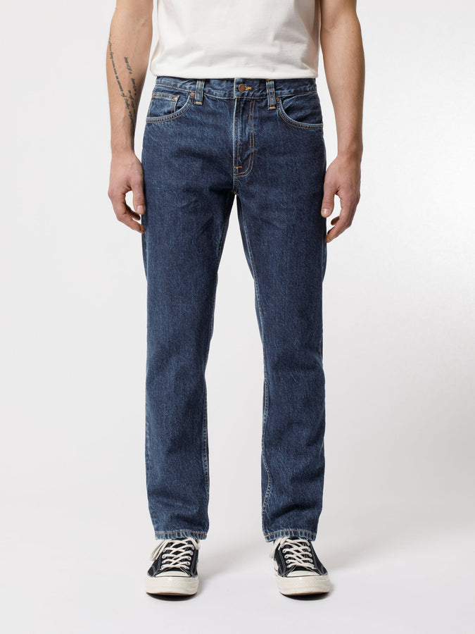 Gritty Jackson - Dark Space-Denim-Nudie Jeans-30/30-UPTOWN LOCAL