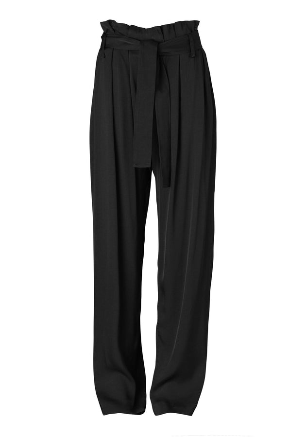 Clinton Pant Black-Pants-Viktoria and Woods-UPTOWN LOCAL
