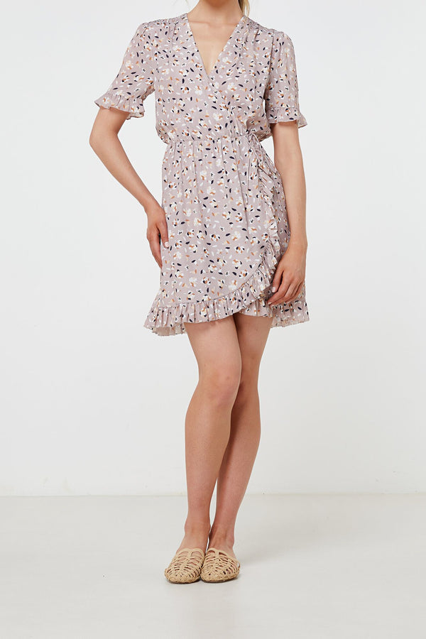 Katia Dress Floral Multi-Dresses-Elka Collective-UPTOWN LOCAL