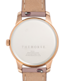 Ivy Girl - Rose Gold / White / Blush Leather-Watch-The Horse-UPTOWN LOCAL