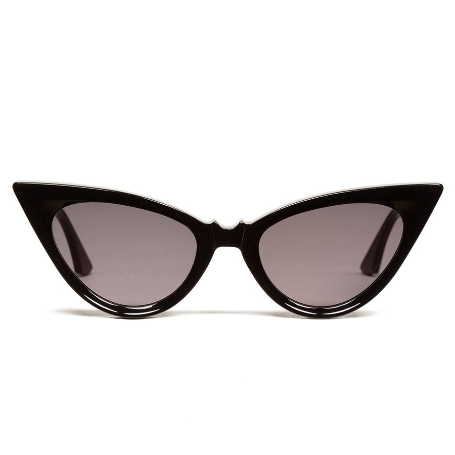Raven - Gloss Black-Sunglasses-UPTOWN LOCAL-UPTOWN LOCAL