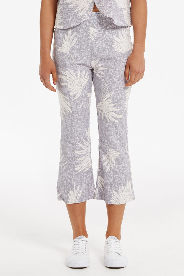 Shelter Pant Print-Pants-Zulu and Zephyr-UPTOWN LOCAL