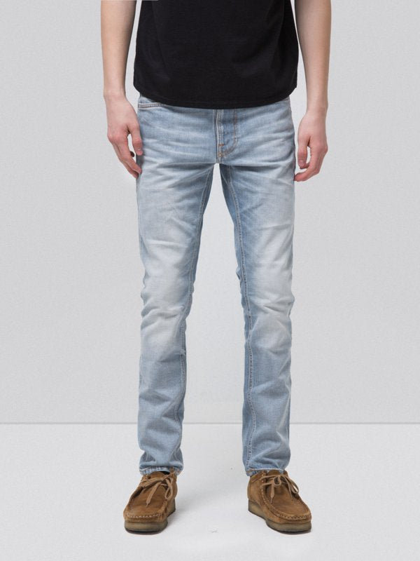 Lean Dean Classic Used-Denim-Nudie Jeans-UPTOWN LOCAL