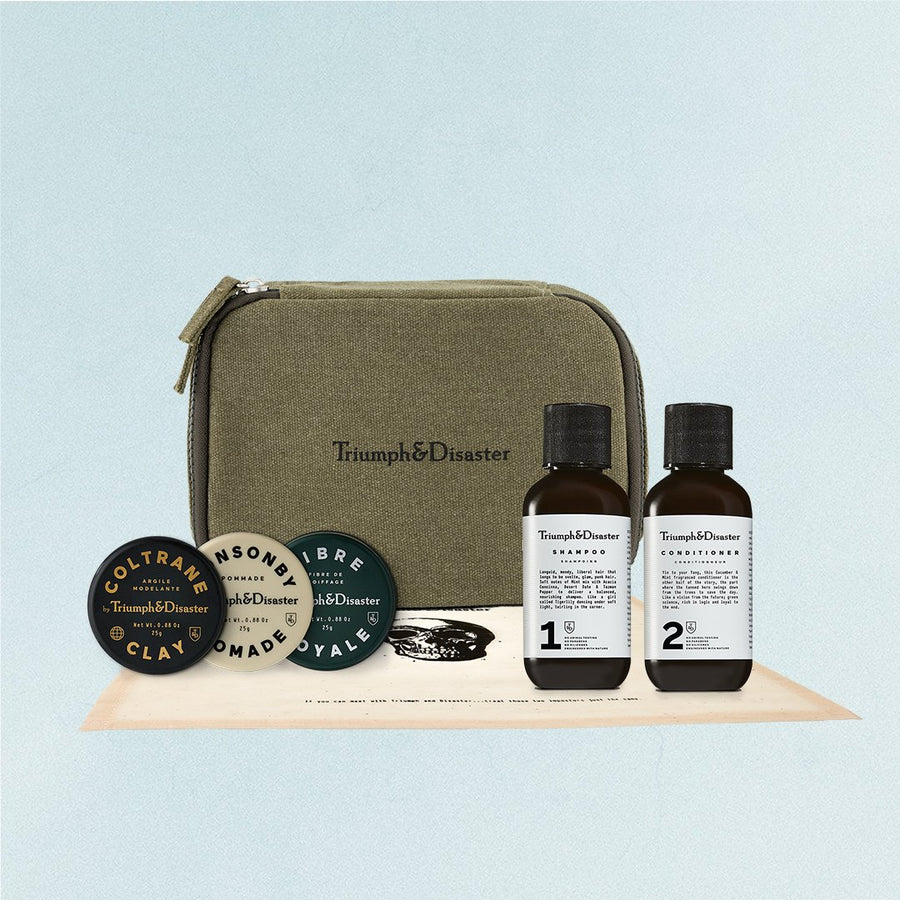 Road Less Travelled Kit-Apothecary-Triumph and Disaster-UPTOWN LOCAL