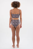 High Tide Bottom Midnight Bloom-Swimwear-Raw Salt-S-UPTOWN LOCAL