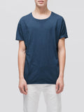 Roger Slub Oden Blue-T-Shirts-Nudie Jeans-UPTOWN LOCAL