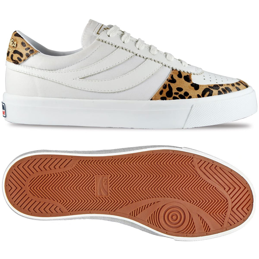 2846 Seattle White Animal-Shoes-Superga-UPTOWN LOCAL