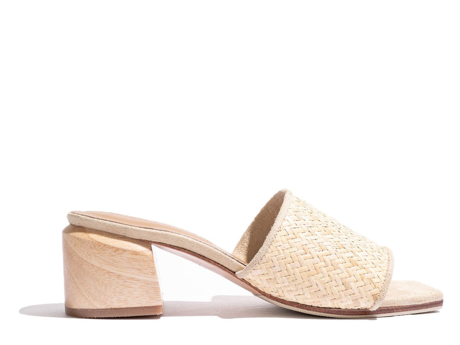 Sicily Slide Woven-Shoes-James Smith-36-UPTOWN LOCAL