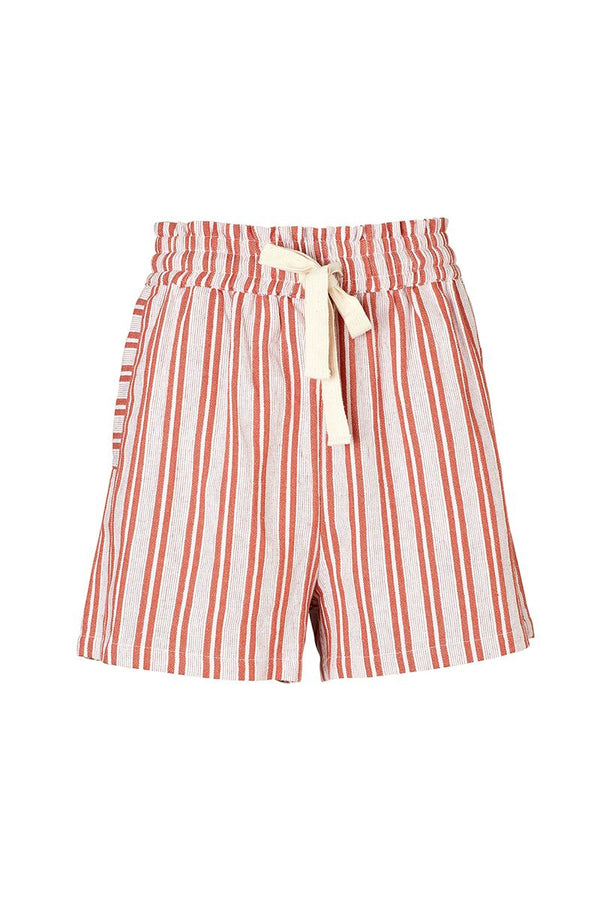 Cate Short Multi Stripe