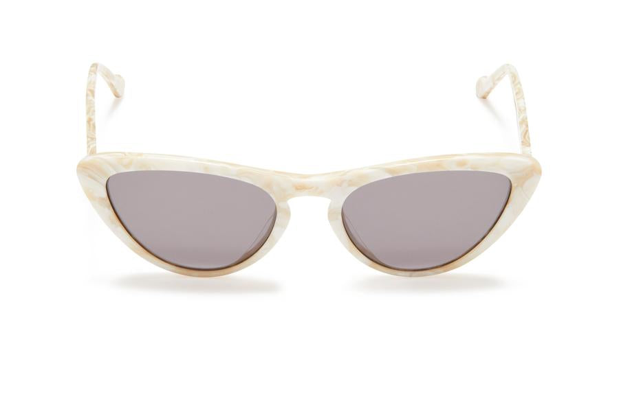 Bon Bon Mother of Pearl-Sunglasses-Sunday Somewhere-UPTOWN LOCAL