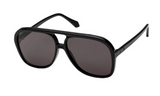 Bang Gloss Black w Matte Black Metal Trim/Black Lens-Sunglasses-Valley-UPTOWN LOCAL