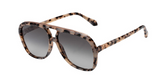 Bang Ivory Tort w Rose Gold Metal Trim/Black Gradient Lens-Sunglasses-Valley-UPTOWN LOCAL