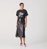 Eagle Graphic Tee - Washed Black-T-Shirts-ENA PELLY-6-UPTOWN LOCAL