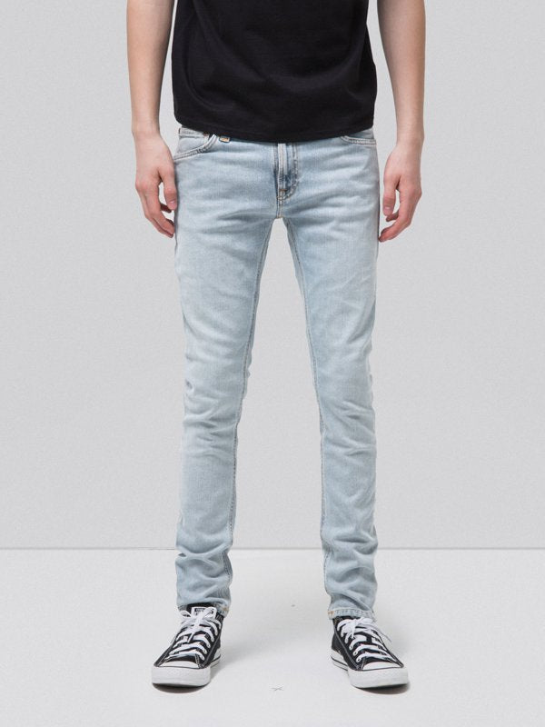 Skinny Lin Summer Breeze-Denim-Nudie Jeans-UPTOWN LOCAL