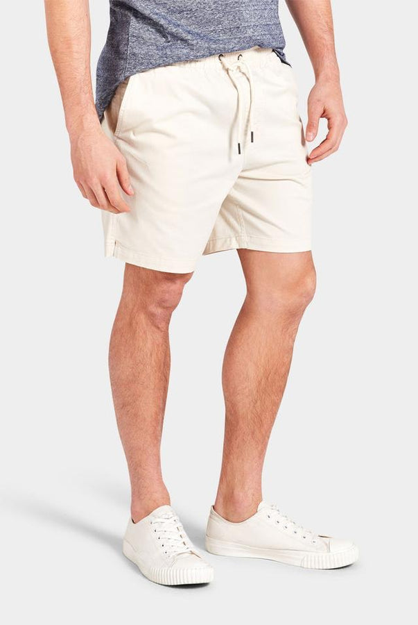Volley Short Sand-Shorts-The Academy Brand-UPTOWN LOCAL