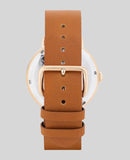 The Heritage - Polished Rose Gold / Tan-Watch-The Horse-UPTOWN LOCAL