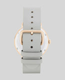 The Heritage - Polished Rose Gold / Grey