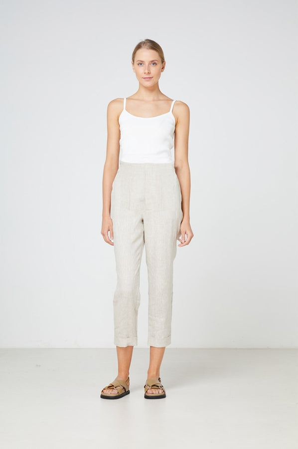 Tropea Pant - Natural-Pants-Elka Collective-6-UPTOWN LOCAL