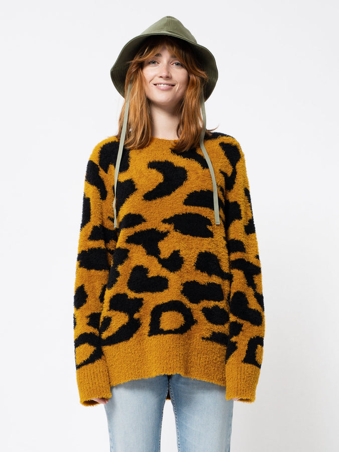 *COMING SOON* Hampus - Leopard Multi-Knitwear-Nudie Jeans-S-UPTOWN LOCAL