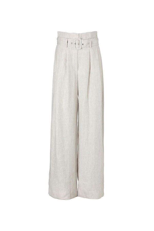 Cannes Pant Natural-Pants-Elka Collective-UPTOWN LOCAL