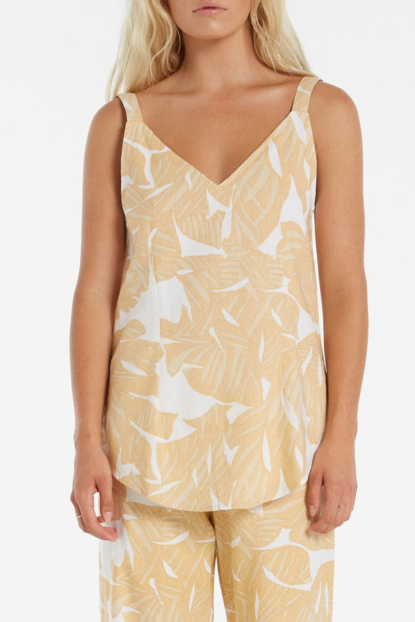 Tiki Camisole-Tops-Zulu and Zephyr-UPTOWN LOCAL