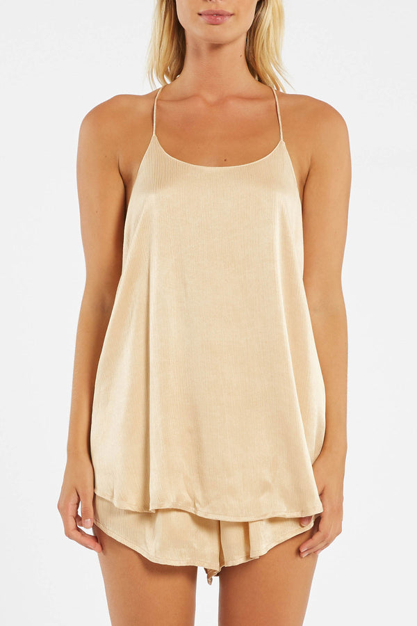 Sandy Camisole - Tan-Tops-Zulu and Zephyr-6-UPTOWN LOCAL