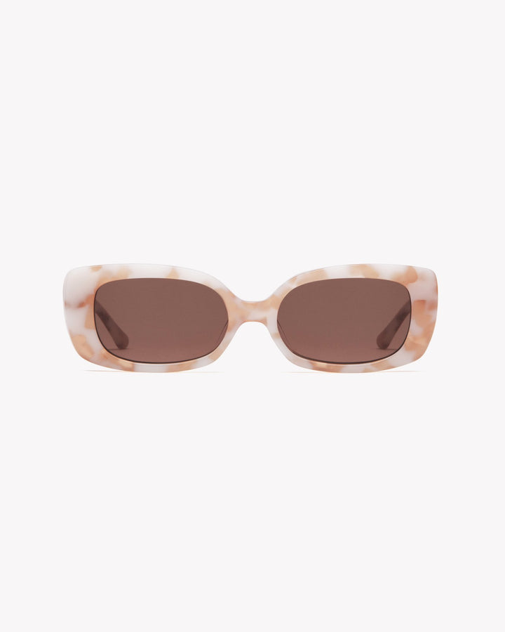 Zou Bisou Cream Tort-Sunglasses-Velvet Canyon-UPTOWN LOCAL