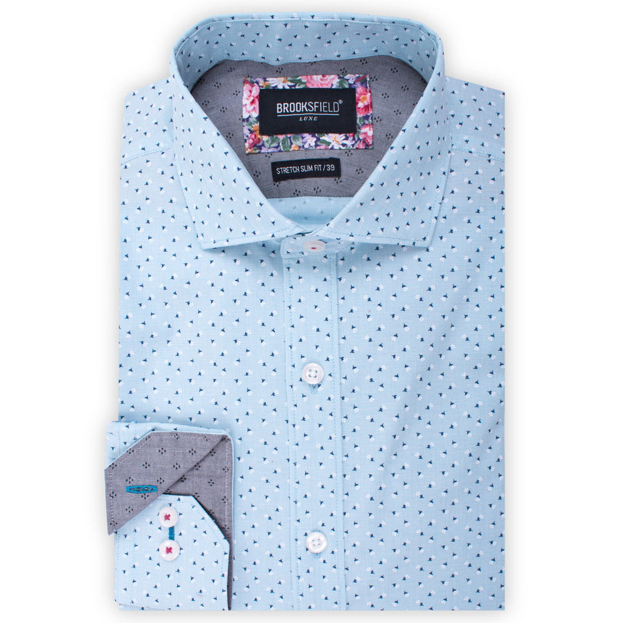 BFC1531Teal-Shirts-Brooksfield-UPTOWN LOCAL