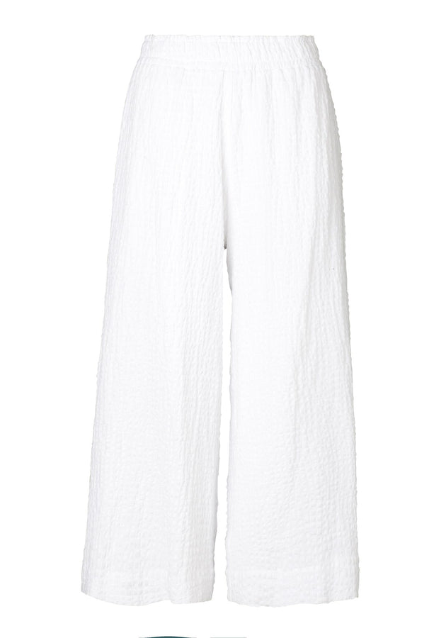 Amalfi Crop Pant White-Pants-Viktoria and Woods-UPTOWN LOCAL