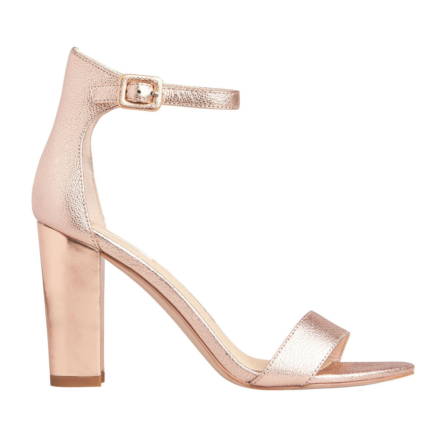 Dakota Rose Gold-Shoes-Nude Footwear-UPTOWN LOCAL