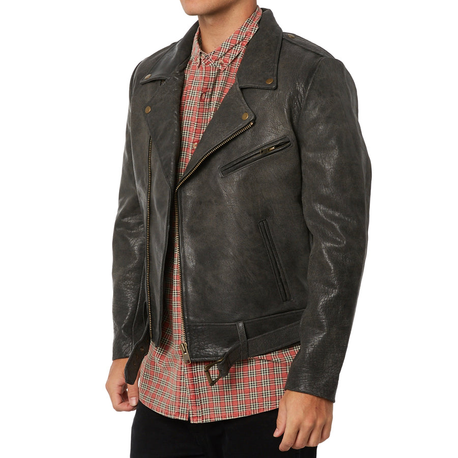 Bad Seed Leather Jacket-Jackets-Rolla's-UPTOWN LOCAL