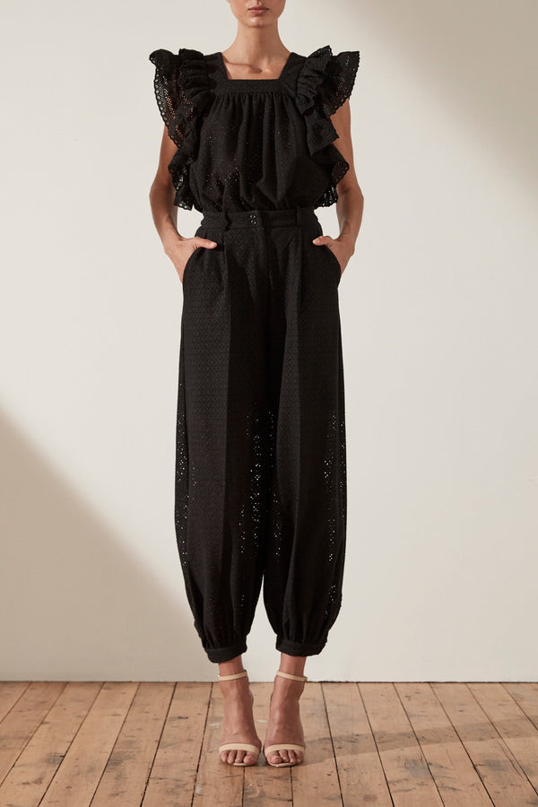 Ackley Tailored Harem Pant-Pants-Shona Joy-UPTOWN LOCAL