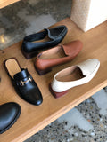 Mercato Mule - Black-Shoes-James Smith-36-UPTOWN LOCAL