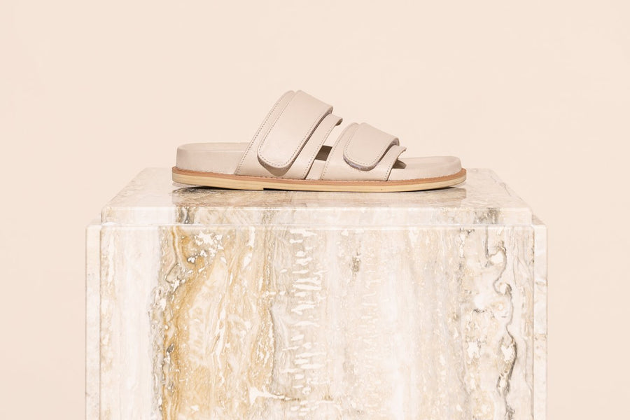 Izano Slide - Nude-Shoes-James Smith-37-UPTOWN LOCAL