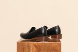 Lido Loafer - Black-Shoes-James Smith-36-UPTOWN LOCAL