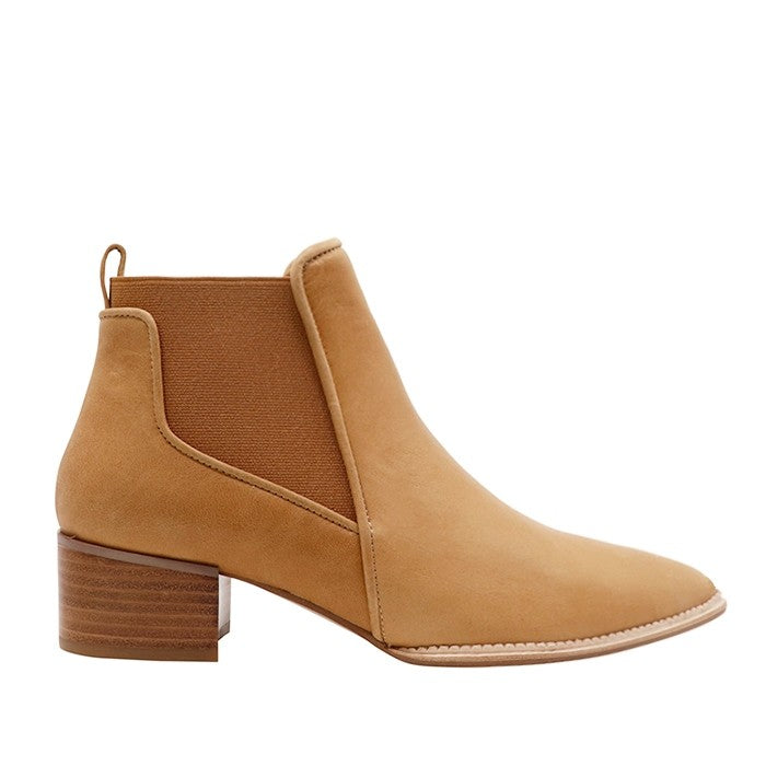 Lyon Boot Tan-Shoes-Nude Footwear-36-UPTOWN LOCAL