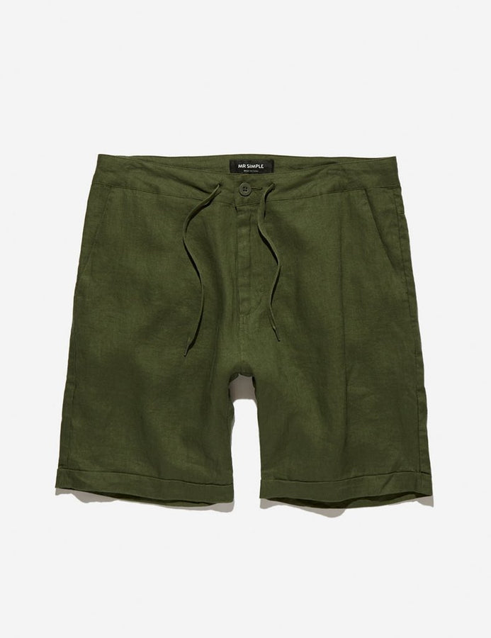 Tanner Short Fatigue-Shorts-Mr. Simple-30-UPTOWN LOCAL