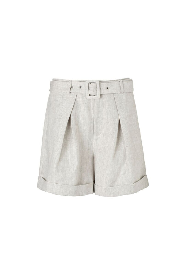 Cannes Short Natural-Shorts-Elka Collective-UPTOWN LOCAL
