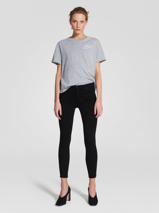 Cult Skinny Ankle Power Black-Denim-Nobody Denim-UPTOWN LOCAL