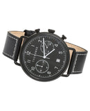 The Chronograph Black-watch-The Horse-UPTOWN LOCAL