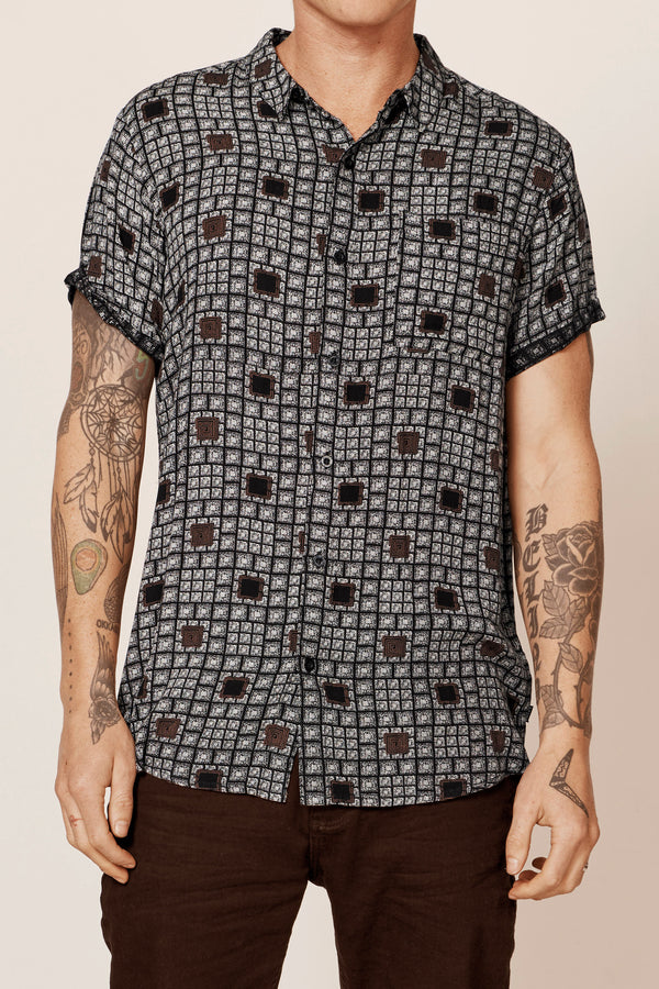 Beach Boy Shirt Ganggajang Black
