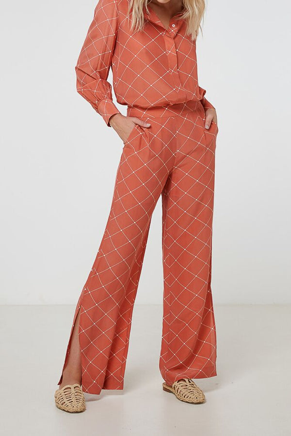 Lola Pant Print-Pants-Elka Collective-6-UPTOWN LOCAL