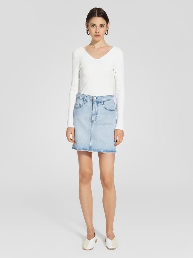 Alexa Skirt - Patterson-Skirts-Nobody Denim-24-UPTOWN LOCAL