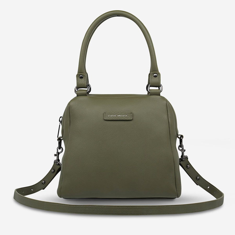 Last Mountains Bag Khaki-Bags-Status Anxiety-UPTOWN LOCAL